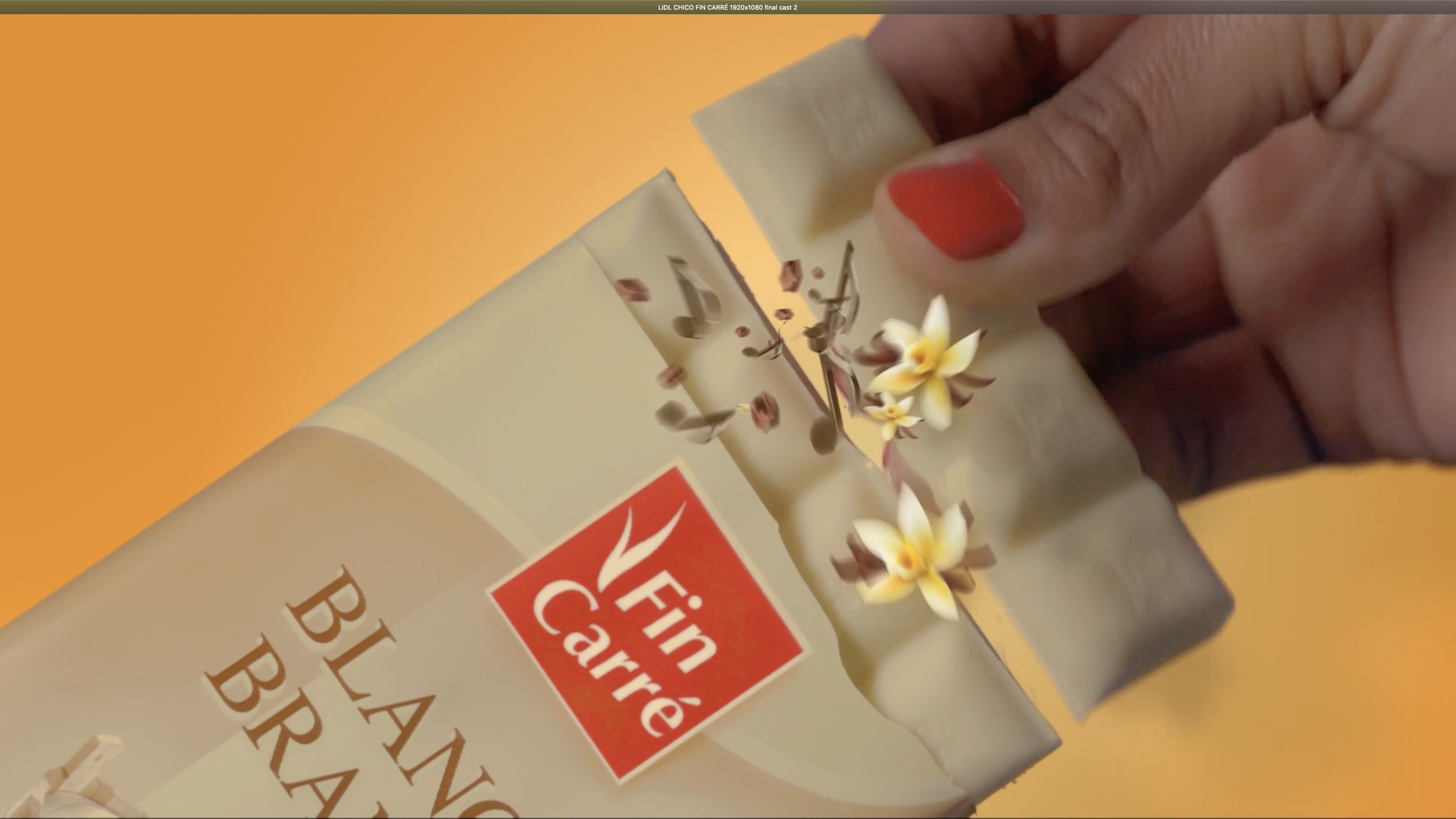 Chocolates Fin Carré, Lidl